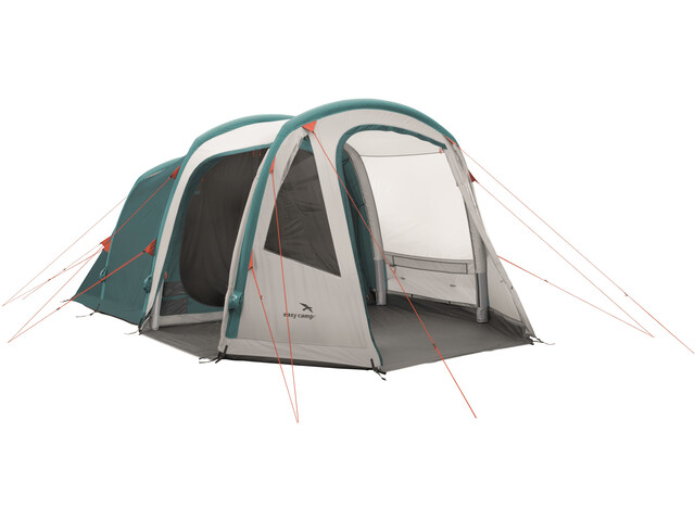Easy Camp Base Air 500 Tente, turquoise/light grey
